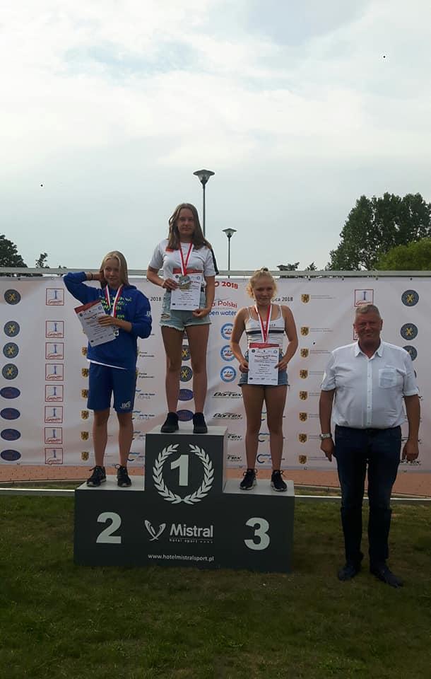 Mistrzostwa Polski Juniorów na Wodach Otwartych
